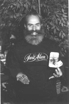 Just Alan: Woodstock, New York's Magic Headquarters
